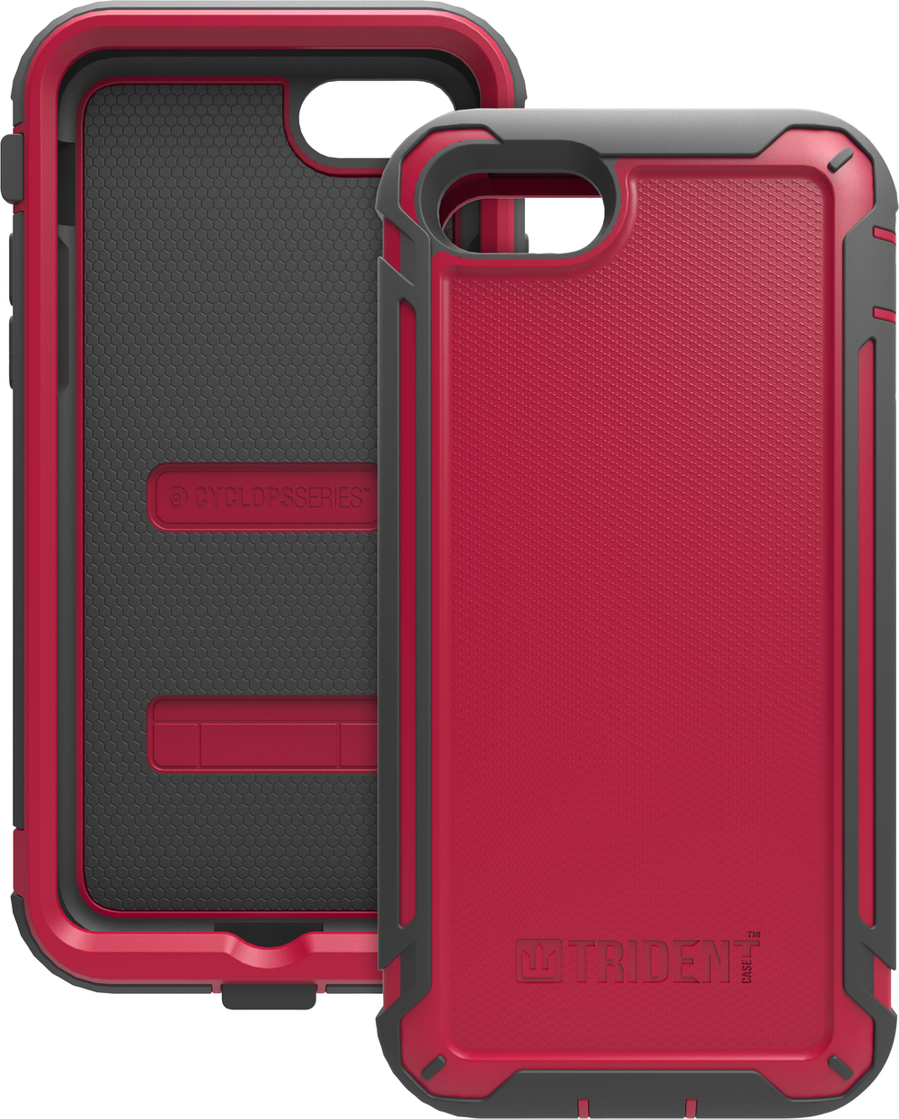 Cyclops Phone Case  Red