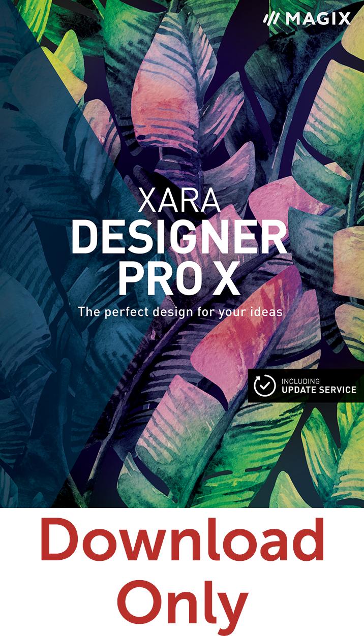 MAGIX Xara Designer Pro X 15 Academic