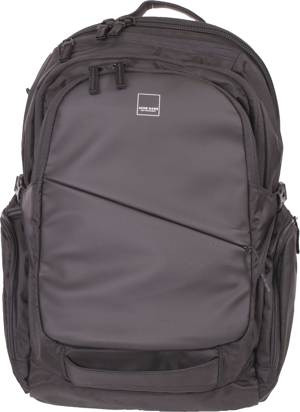 Union Street Traveler Backpack  Black