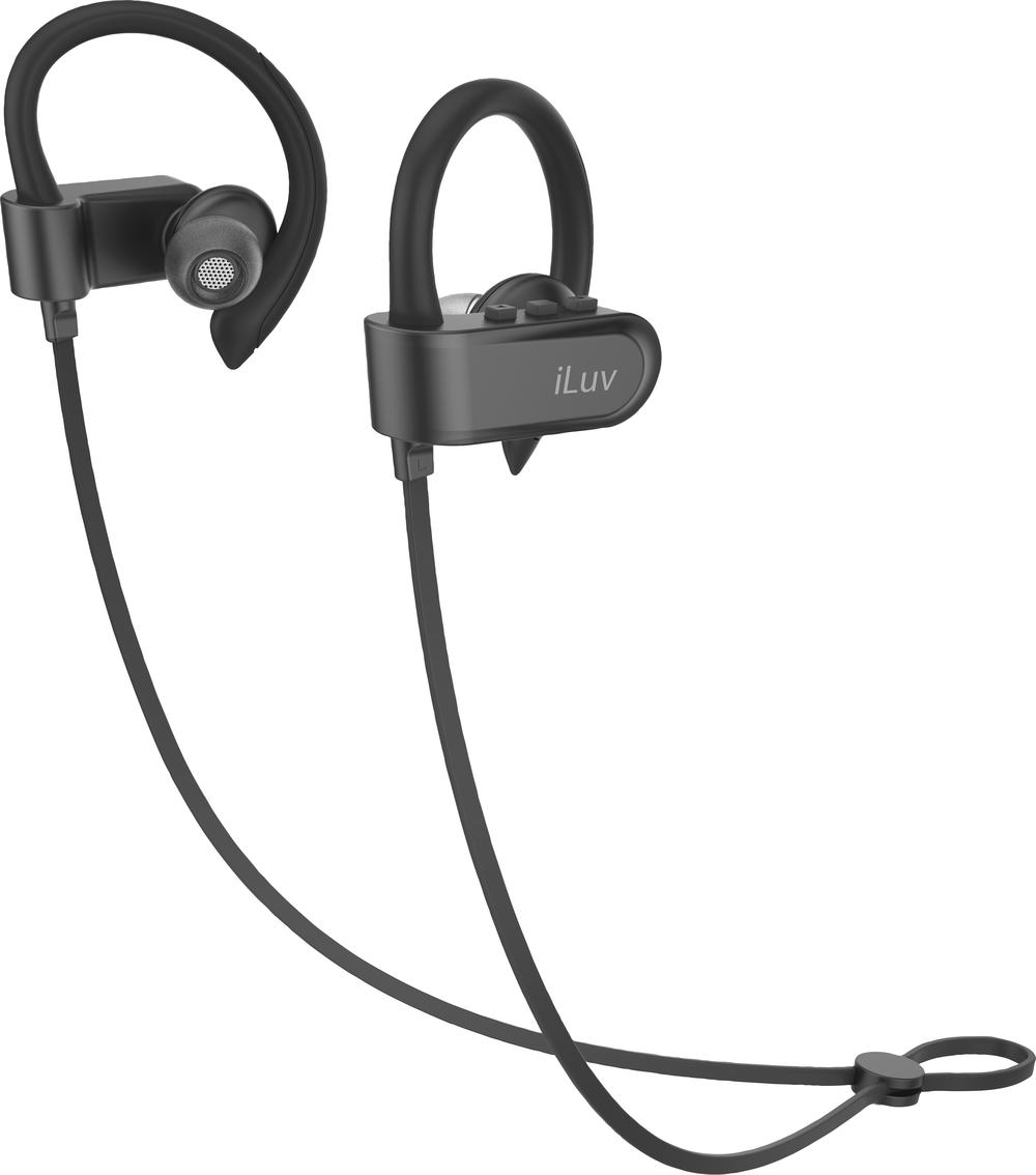FitActive Jet 3 Wireless Earbuds  Black
