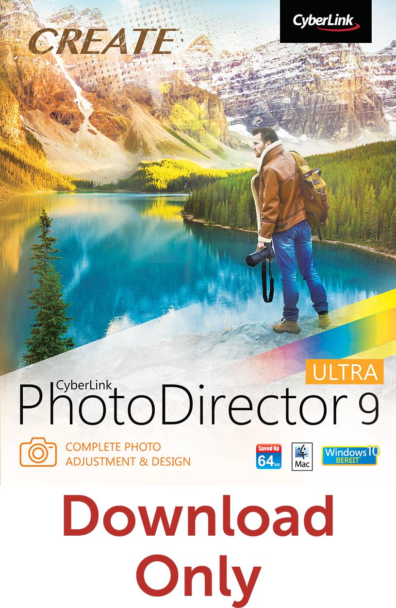PhotoDirector 9 Ultra