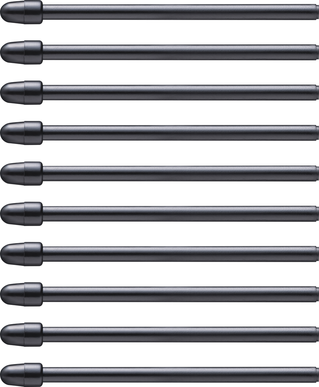 Standard Pen Nibs Pro Pen 2 and Pro Pen 3D Black, PACKAGE 10Pk