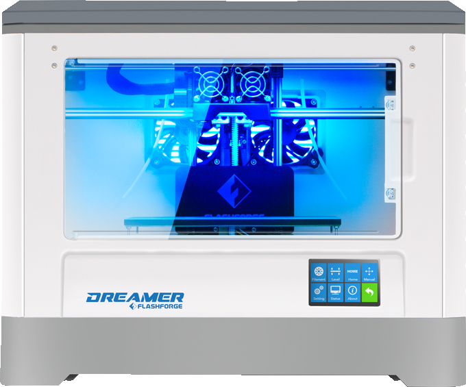 Dreamer 3D Printer  White
