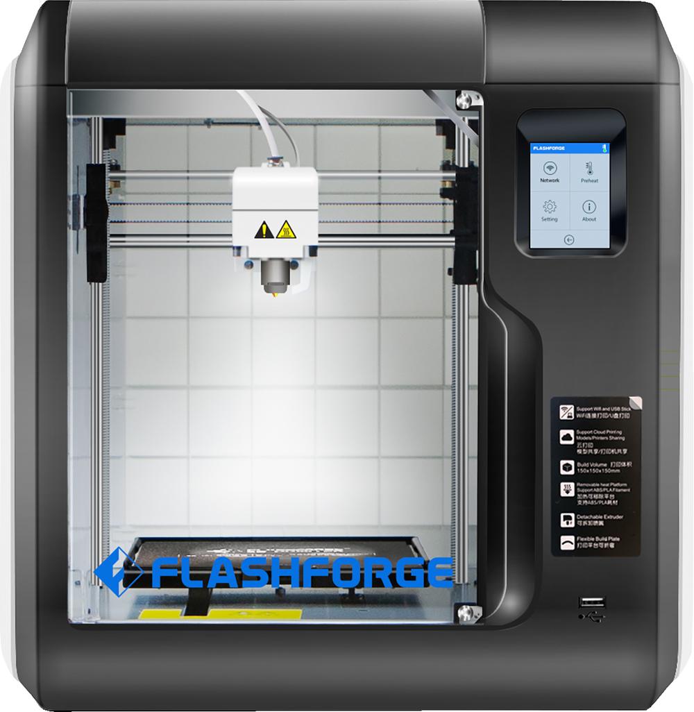 Adventurer 3 3D Printer  Black/White