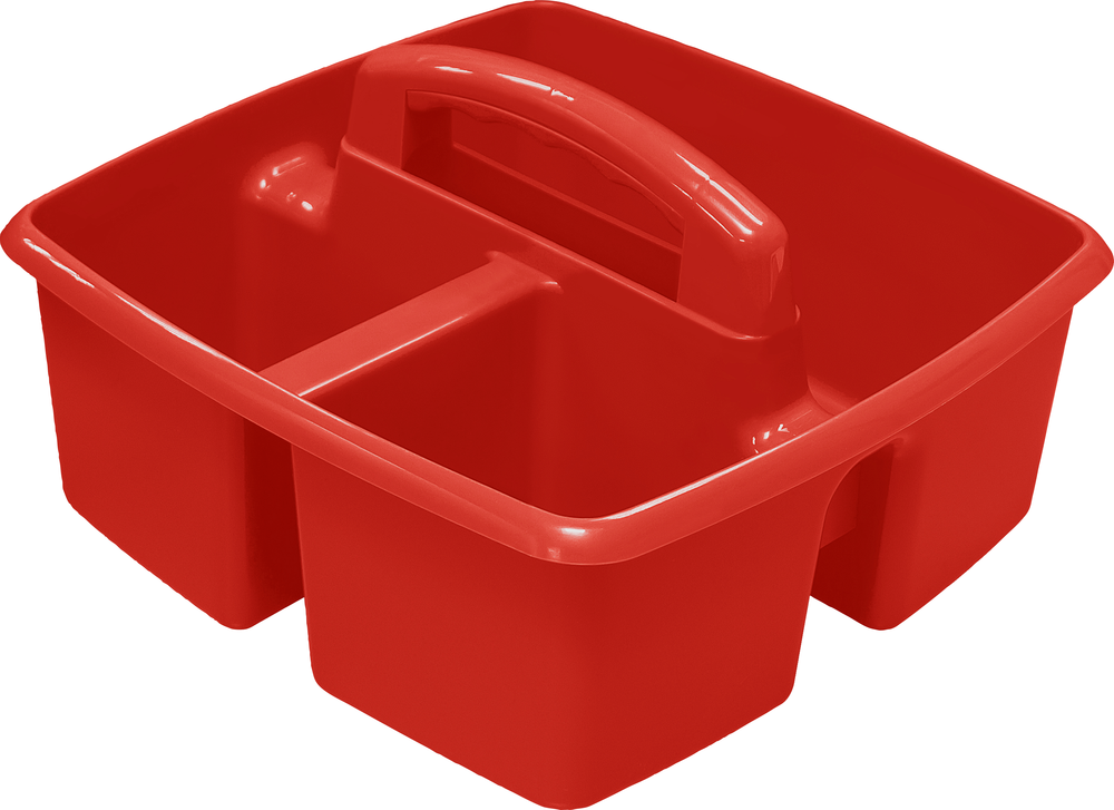 Classroom Caddy  Red