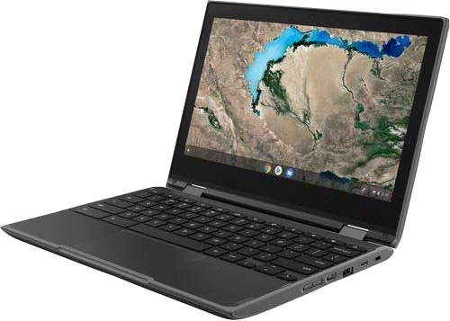 300e 2-in-1 Chromebook Multi-Touch 1 Year Warranty Black
