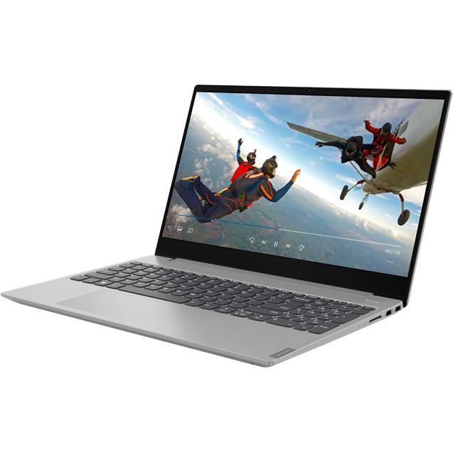 IdeaPad S340-15IWL Notebook Non-Touch 1 Year Warranty Platinum Grey