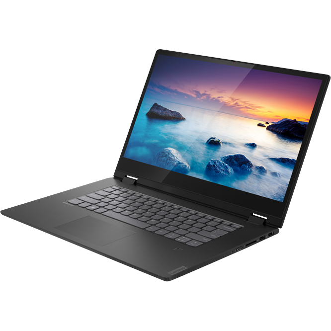 Flex 15-IWL 2-in-1 Notebook Multi-Touch 1 Year Warranty Onyx Black