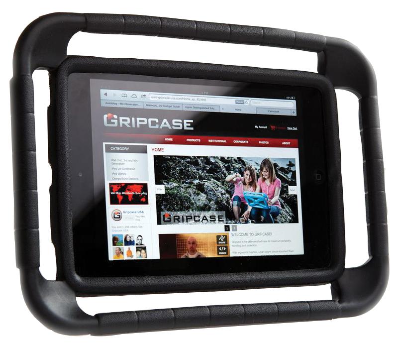Gripcase iPad Case  Black