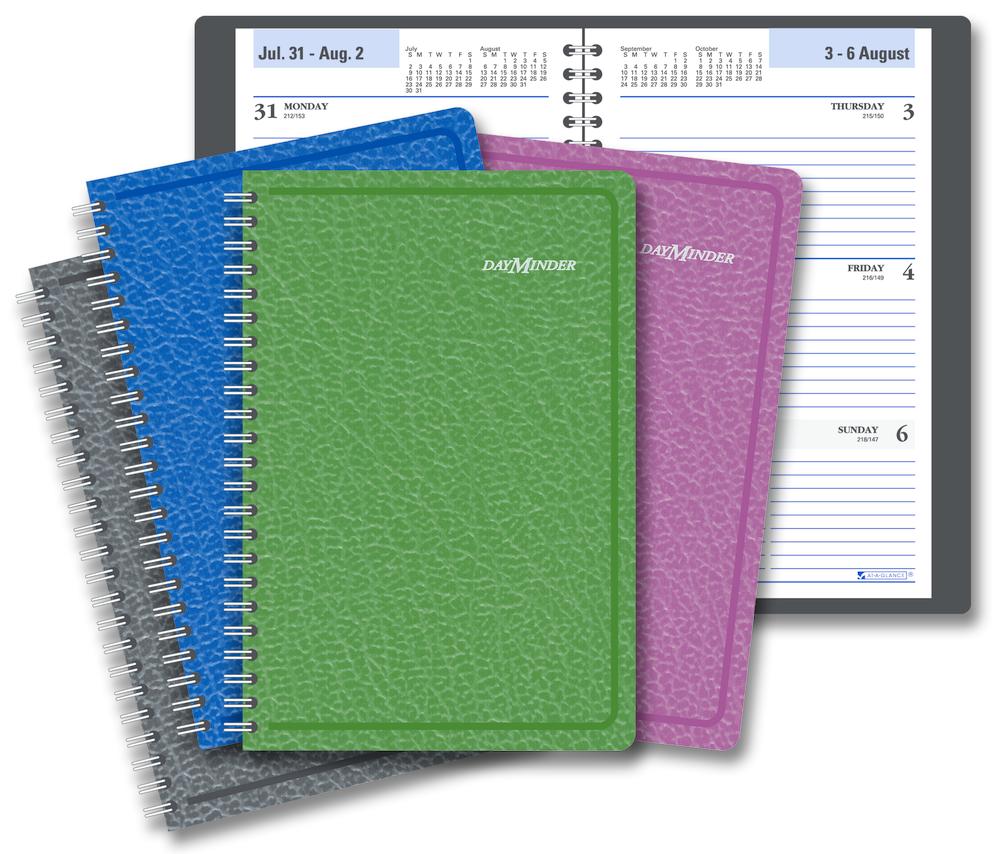 Academic Year Imprinted Weekly Planner  Asst
