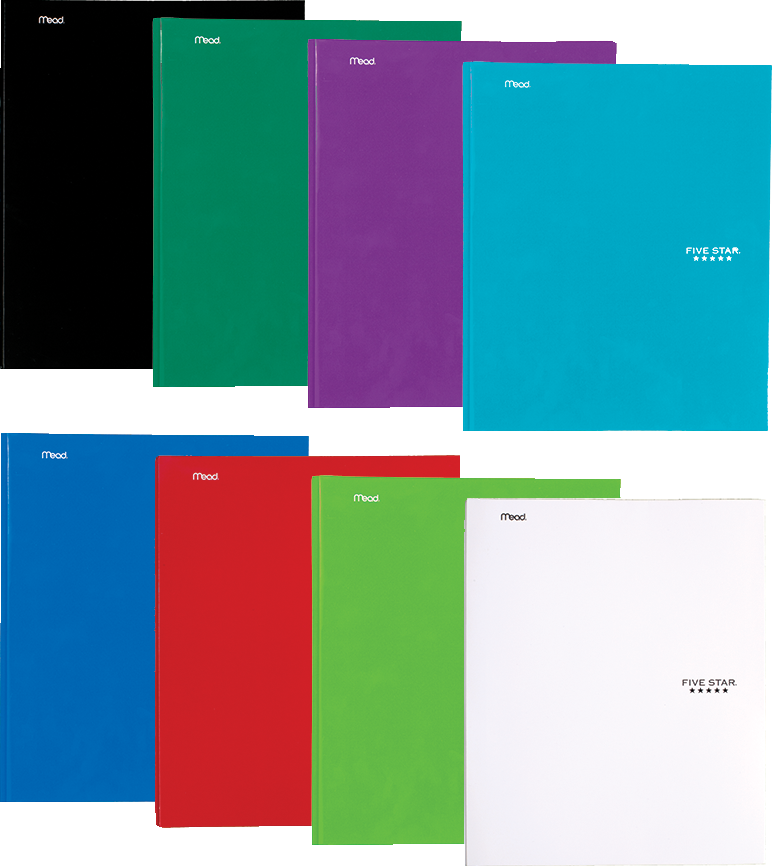 Home > Five Star Stay-Put Folder and File Plastic Pocket Folder