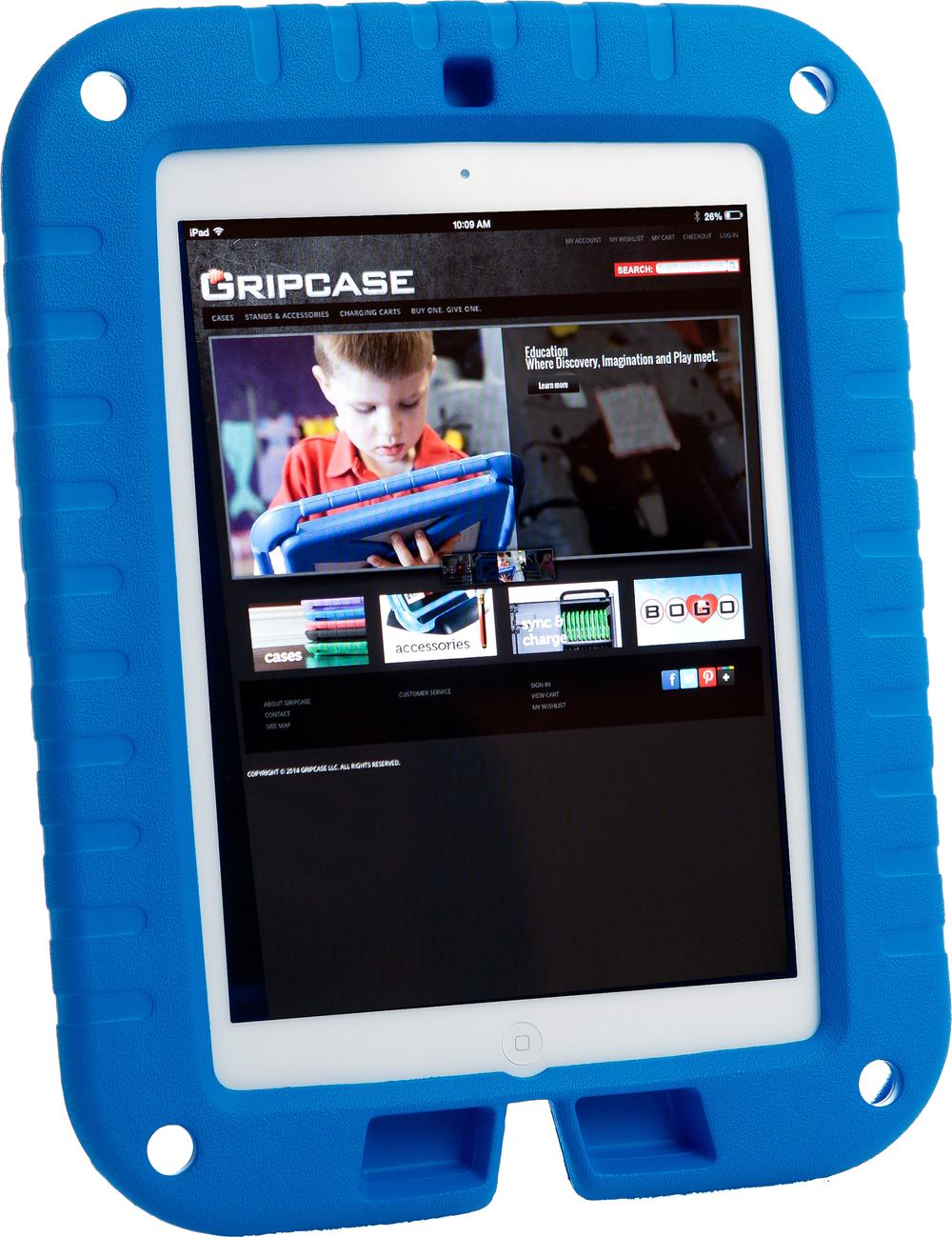 SHIELD iPad Case  Blue