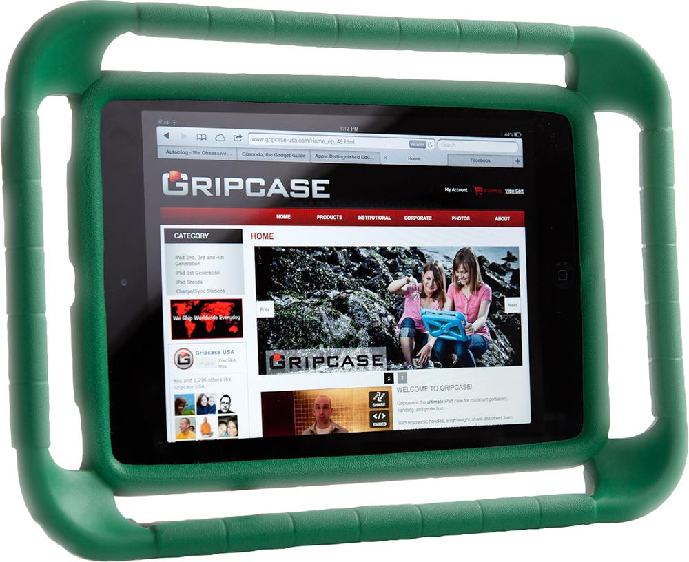 Gripcase iPad Case  Green