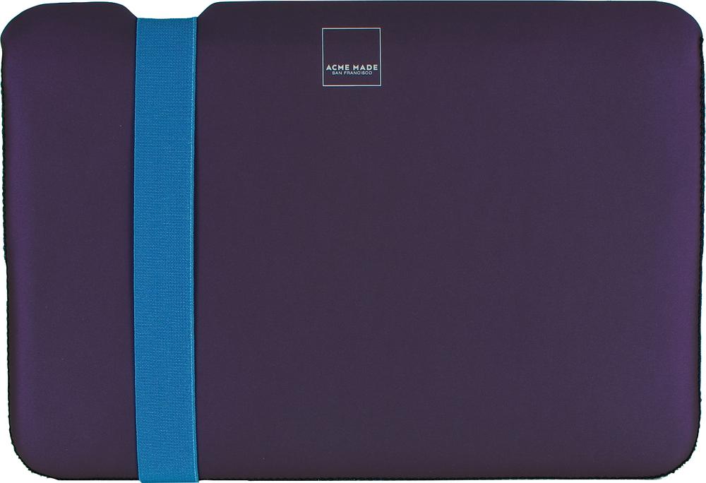 Acme Made Skinny Sleeve MacBook Air Purple/Blue