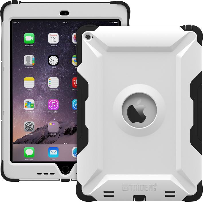 Kraken AMS Case for Apple iPad Air 2 iPad Air 2 White