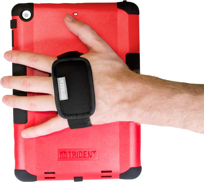 KRAKEN AMS ATTACHMENT Tablet Hand Strap  Black