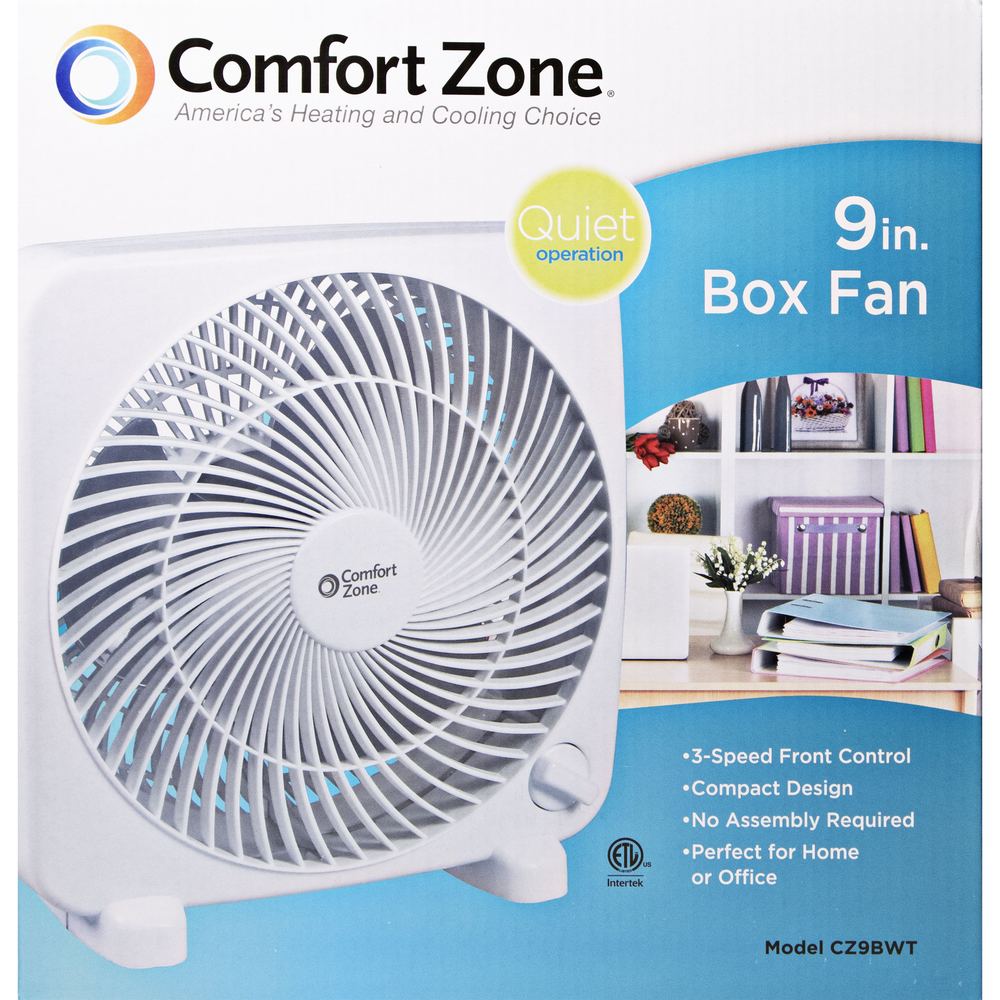 Comfort Zone Box Fan : Pink desk supplies office envy workspace design
