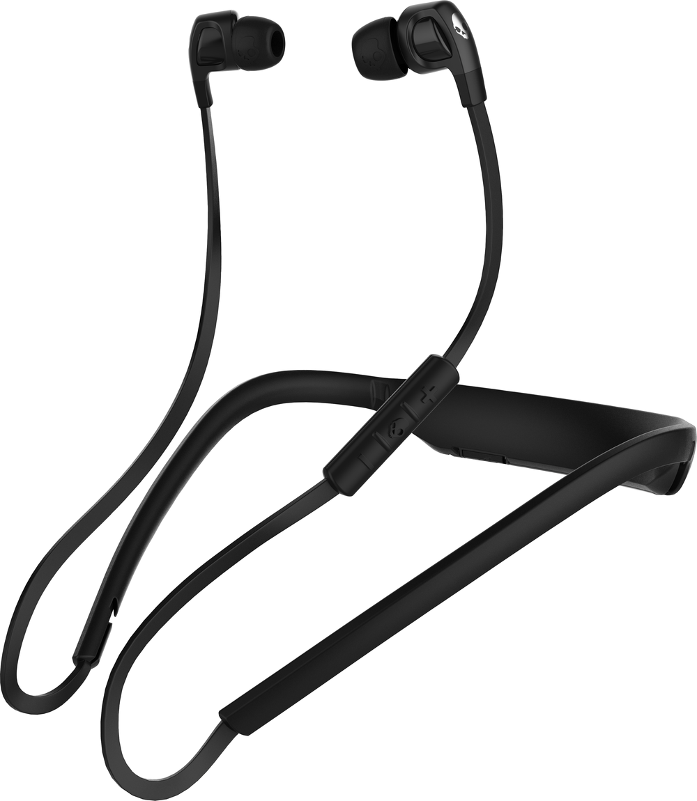 skullcandy smokin buds 2 0 wireless in ear earbuds with mic. Black Bedroom Furniture Sets. Home Design Ideas