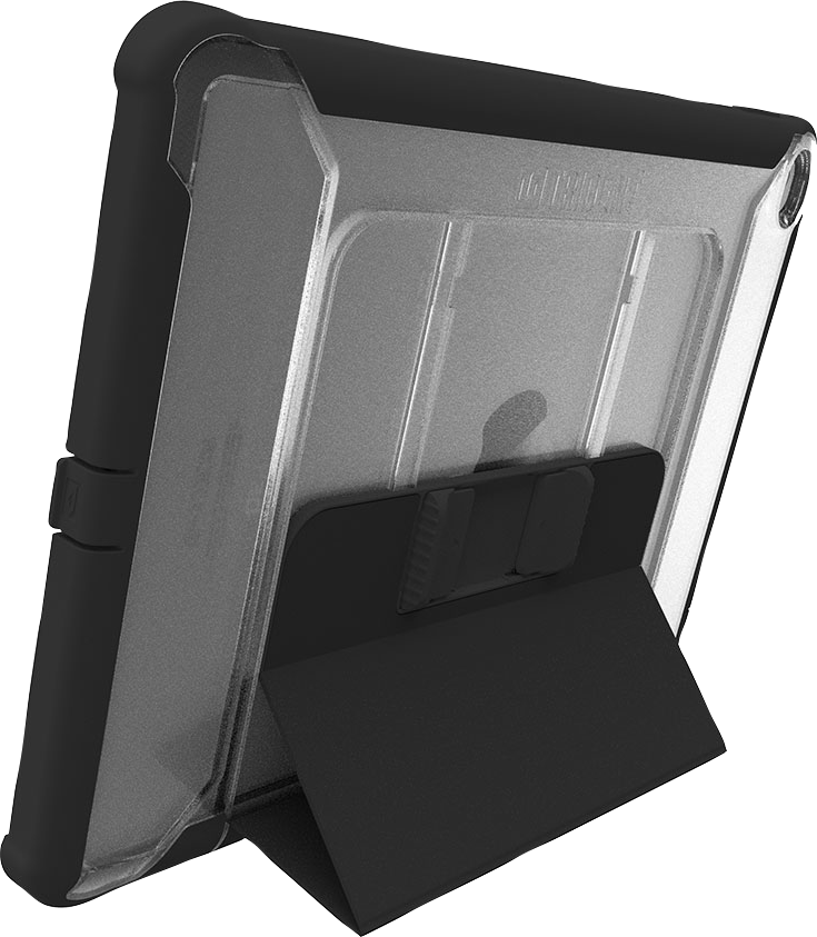 Cyclops Case with Sliding Stand  Clear